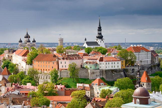 Tallinn 3 dagar